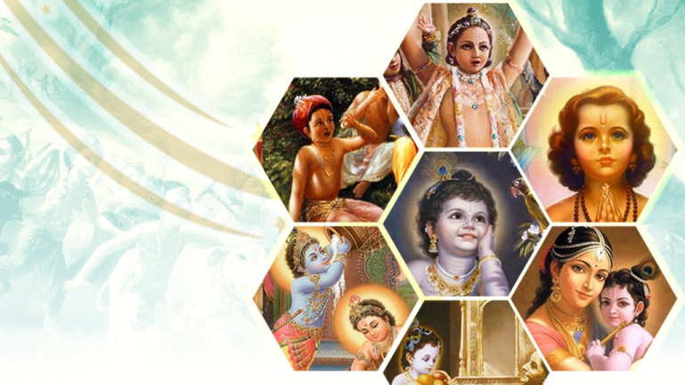 Bhagavatam Adventures for Children