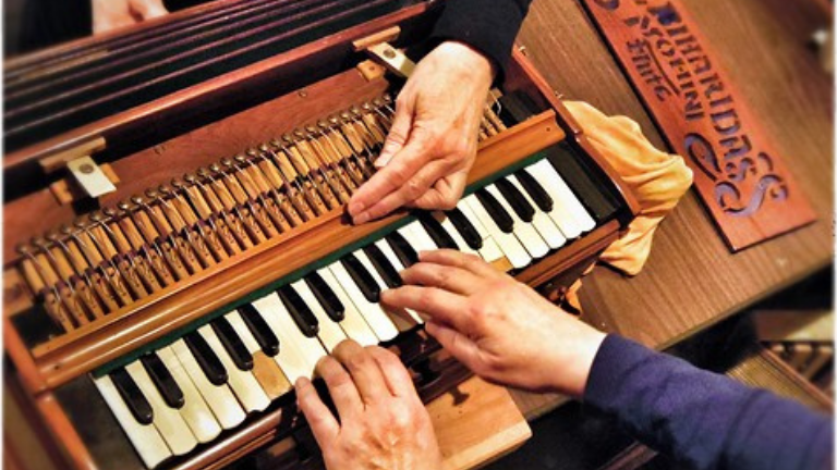 Harmonium & Singing for Beginners